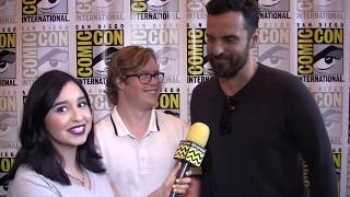 Jake Johnson Curious How LGBTQ Character in Stumptown Will Go Over On ABC | SDCC 2019