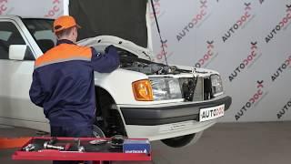 Смяна на Тампон макферсон на автомобил - стъпки на монтажа и нужните инструменти