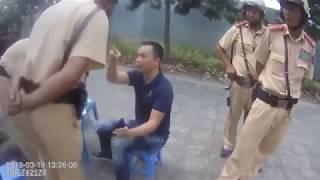CSGT và Việt Kiều Đức cãi lộn hài hước