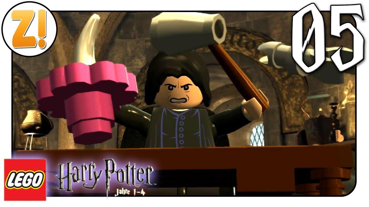 Lego Harry Potter 1 4 Snape Snape Serverus Snape 5 Let S Play Deutsch Youtube