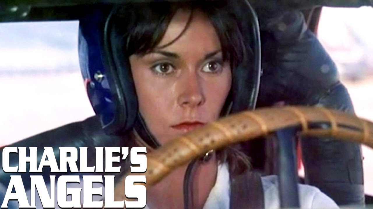 Sabrina Becomes A Race Driver | Charlie's Angels