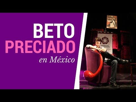 Beatriz Beto Paul Preciado en México