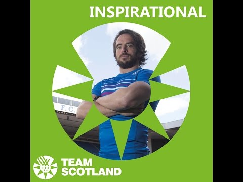 Colin Gregor - Inspirational