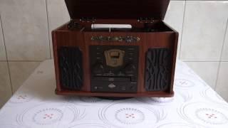 Ретро музыкальный центр Shino TK1103A из Германии