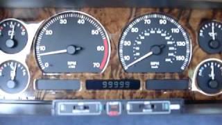 My 1994 Jaguar XJ6 (XJ40)