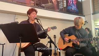 190217 - ONE OK ROCK - Change - Acoustic Version - HD Fancam