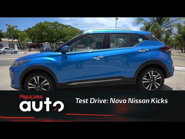 Test Drive: Novo Nissan Kicks