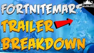 FORTNITEMARE - New Tire And Freeze Traps! New Weapons, Heroes, Enemies (Halloween Trailer Breakdown)