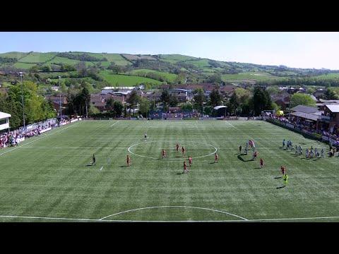 Rownd Derfynol Cwpan Cymru JD 2017/18: Aberystwyth 1-4 Cei Connah