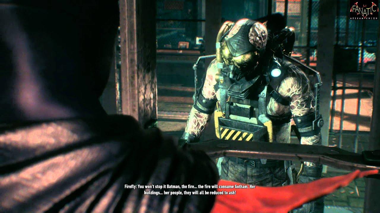 Batman Arkham Knight -...