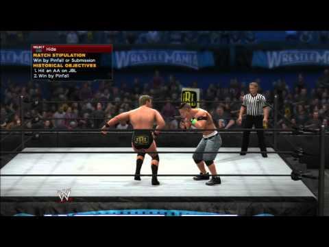WWE 2K14: JOHN CENA VS JBL - 30 YEARS OF...