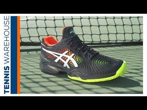 Asics Court FF 2 Men's GLOBAL Tennis Shoe Review