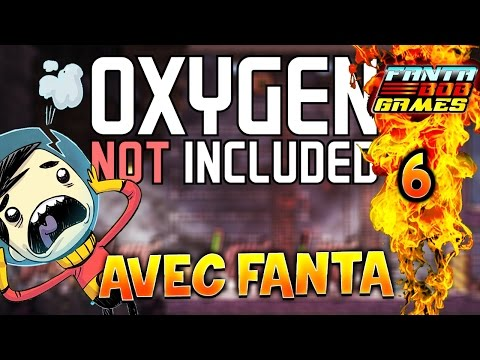 Oxygen Not Included - Ep.6 : Energie polluante ! - TheFantasio974 Gameplay PC FR