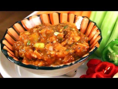 Ssamjang (Korean Dipping Sauce: 쌈장)