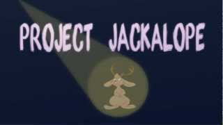 Project Jackalope book trailer