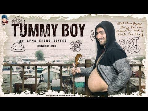 Tummy Boy | Gully Boy Spoof | Harsh Beniwal