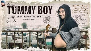 Tummy Boy | Gully Boy Spoof | Harsh Beniwal