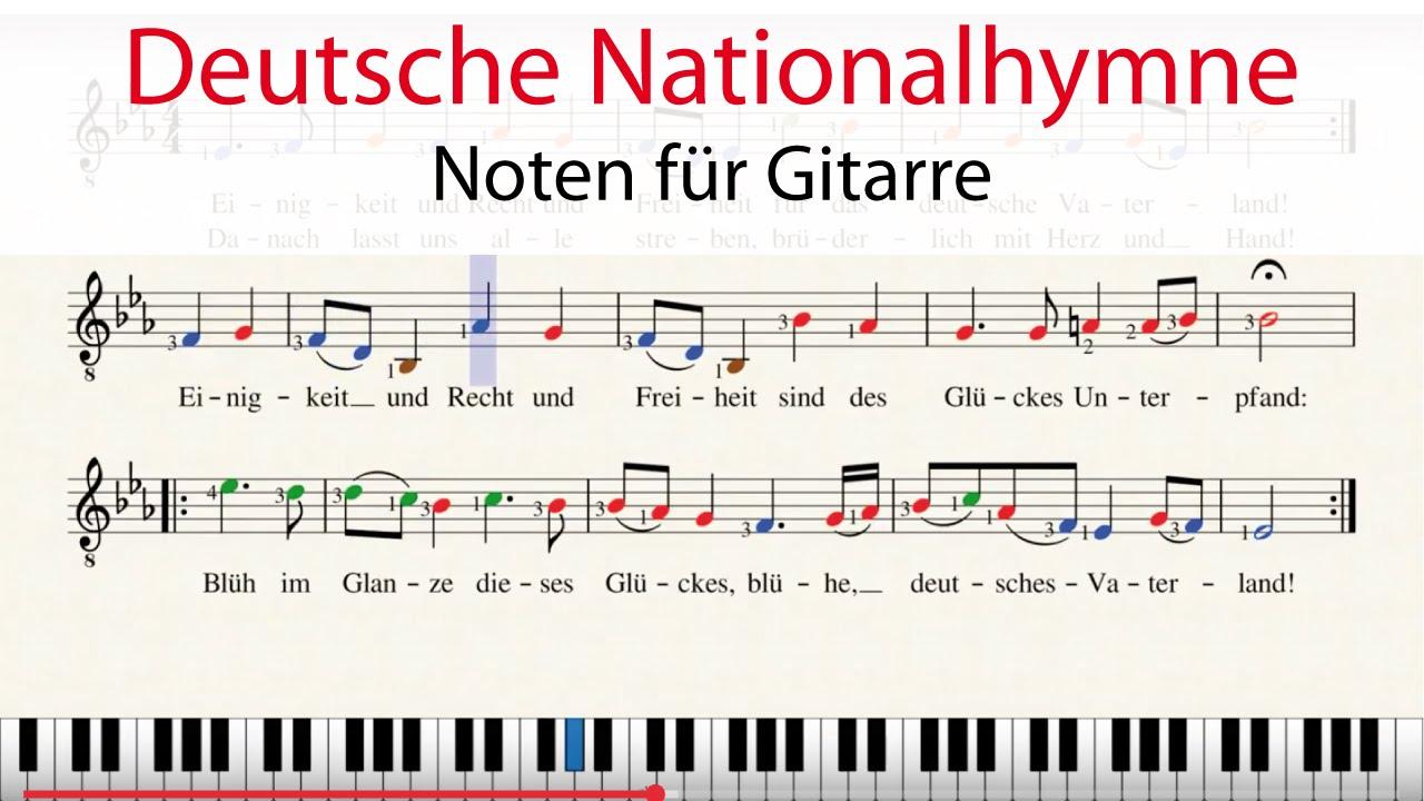 Entstehung Deutsche Nationalhymne