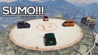 Aşağı Düşen Patlar | GTA 5 Sumo