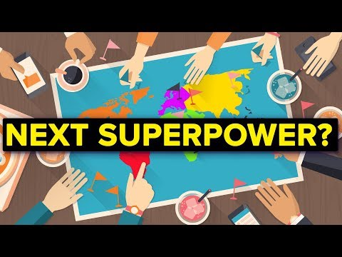 Who Will Be The Next Superpower Nation?