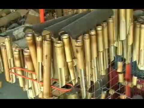 Artesanato em Bambu PEGN  YouTube