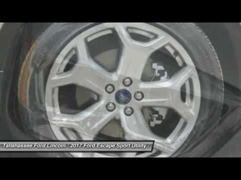 2017 Ford Escape Tallahassee FL 49391