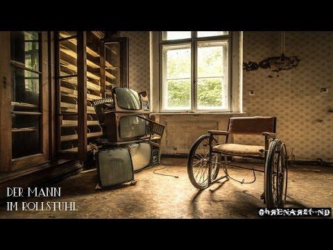 Krimi Hörspiel  Der Mann im Rollstuhl
