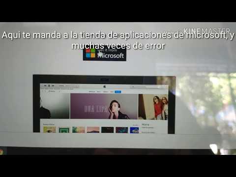Descargar Itunes Sin Pasar Por La Tienda De Apps De Microsoft