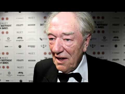 Michael Gambon Interview - The British Independent Film Awards 2012