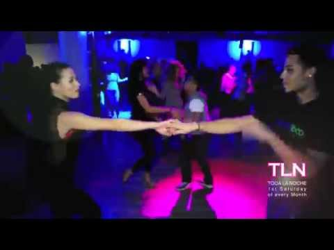 Crystal Rodriguez (NYC) & Jacob Lugo (NYC) @ Toda La Noche 1.4.14