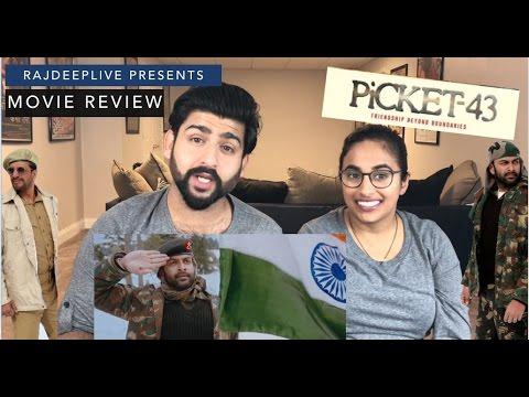 Picket 43 Movie Review/Discussion | Prithviraj, Javed Jaffry | By Rajdeep