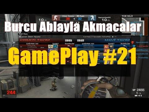 Burcu Ablayla Coşmalar ! Opuvedim Wolfteam - GamePlay #21
