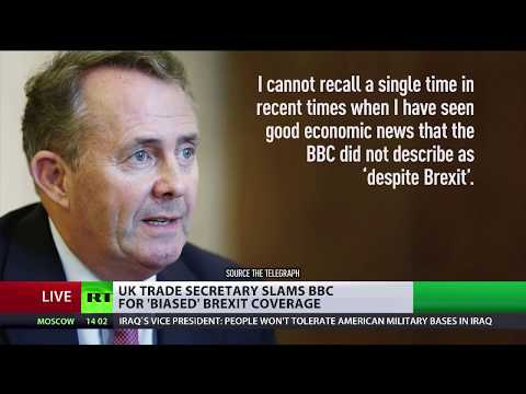 Liam Fox writes to Director General about BBC #Brexit bias