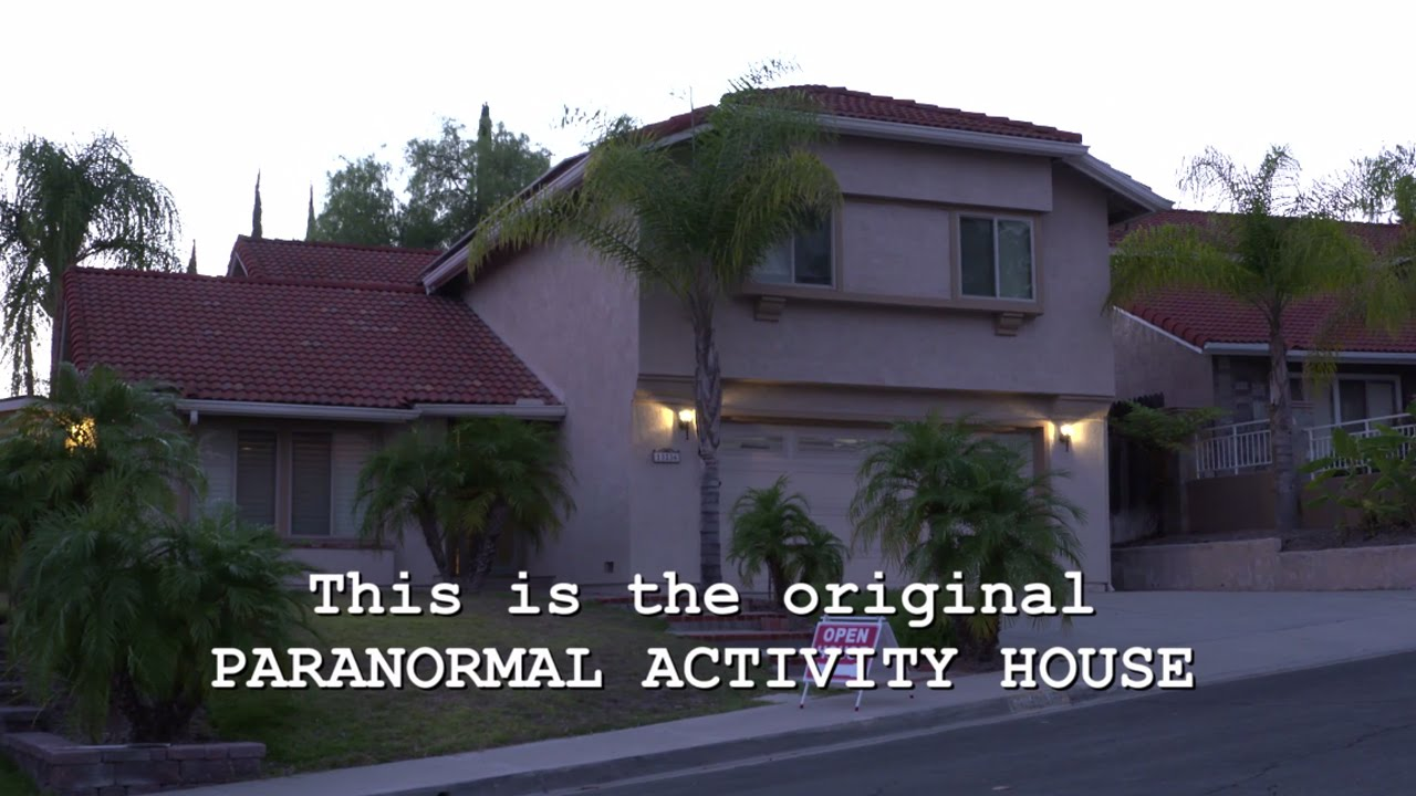 Paranormal Activity: The Ghost Dimension (2015) - Haunted Open House ...