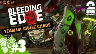 #3【MOBA】おついち,弟者の「Bleeding Edge(ブリーディング・エッジ)」【アクション】