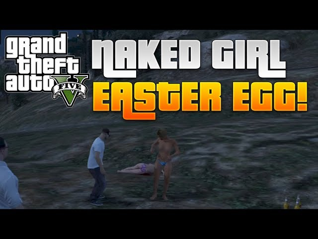 GTA 5: Easter Egg Hunt Part 4! Altruists Camp NEVER Found