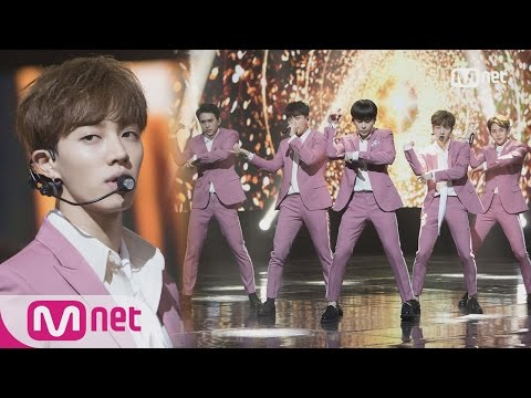 [BEAST - Ribbon] KPOP TV Show | M COUNTDOWN 160714 EP.483