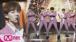 Watch Kpop boy group BEAST performing their song 'Ribbon' at M COUN...