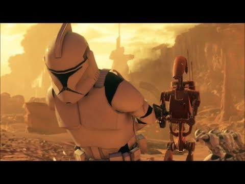 Star Wars Battlefront 2 Galactic Assault 42 First Time On Geonosis thumbnail
