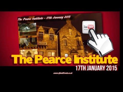 Ghost Events Scotland: Pearce Institute (JAN 2015)