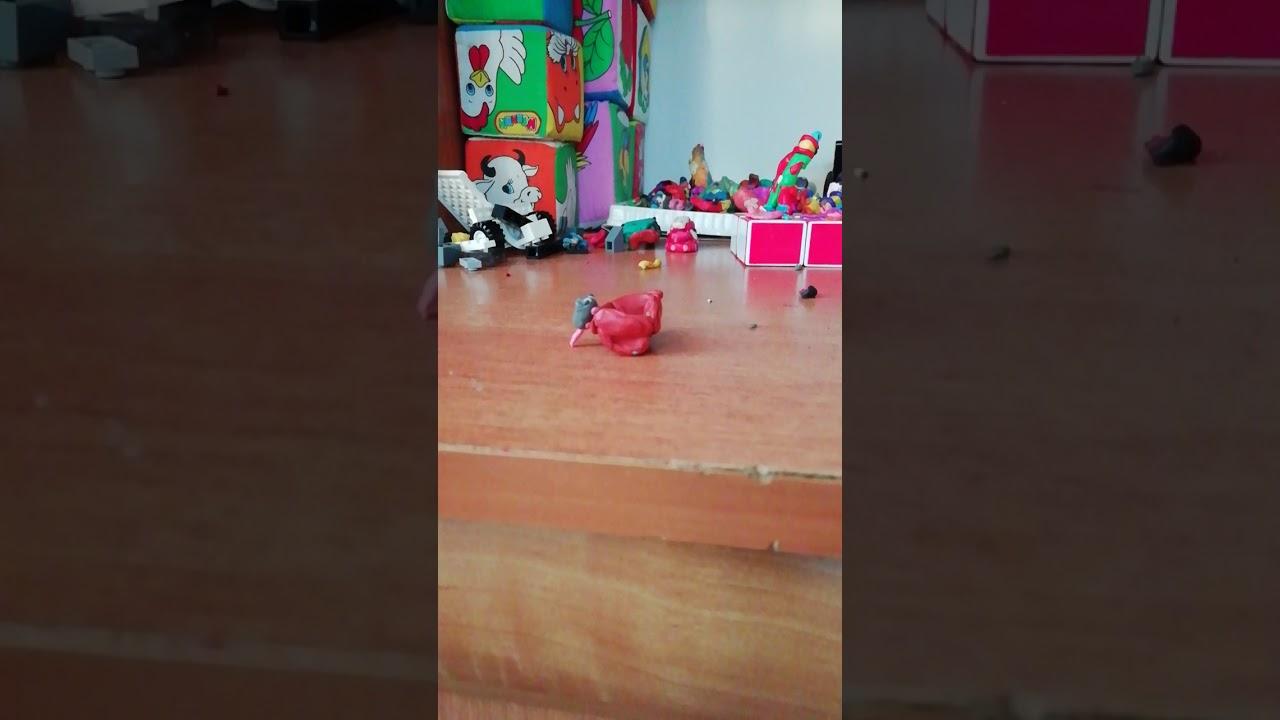 Кошка и мышка - YouTube