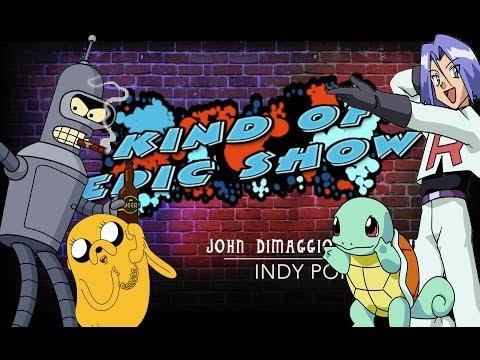 John DiMaggio And Eric Stuart: Indy Pop Con Voice Acting Q&A