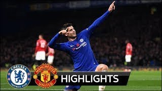 Download Video Chelsea 1-0 Manchester United - All Goals & Extended Highlights 05/11/2017 HD MP3 3GP MP4