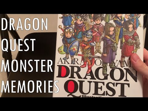 Dragon Quest Illustrations A Glimpse Into Youtube