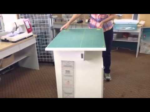 Fashion Sewing Cabinets model 93C 95C Cutting Table