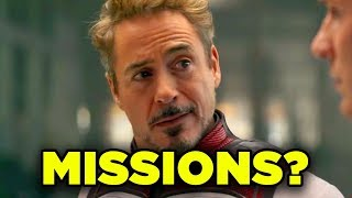 Avengers Endgame Trailer Breakdown! Final Mission & Teams Explained!