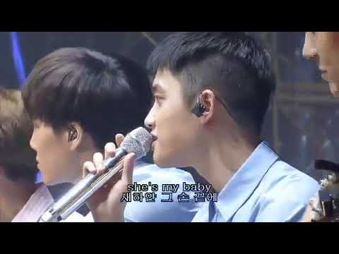 EXO - My Lady (Acoustic Version)(EXO'rDIUM in Seoul)