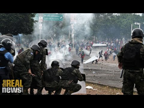 Protests Erupt as Honduras Presidential Election Results Reversed