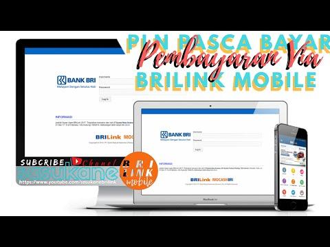 Cara Pembayaran PLN Pasca Bayar via BRILink Mobile