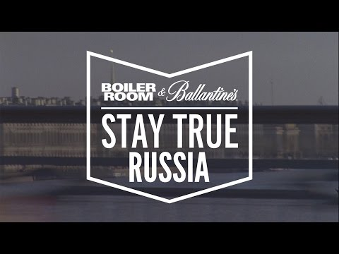 Boiler Room and Ballantine's presents: Stay True Russia [KOVSH Beats + Flaty + Raumskaya]